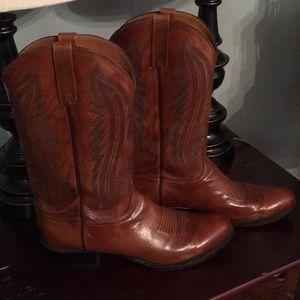 Men's Custom Lucchese 2000 Goat Boots